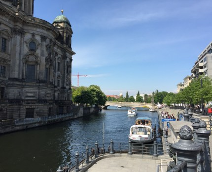Fotos fra Berlin
