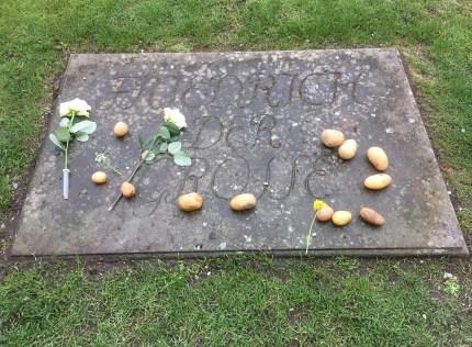En dag i Potsdam med Historiske Rejser …og kartofler!