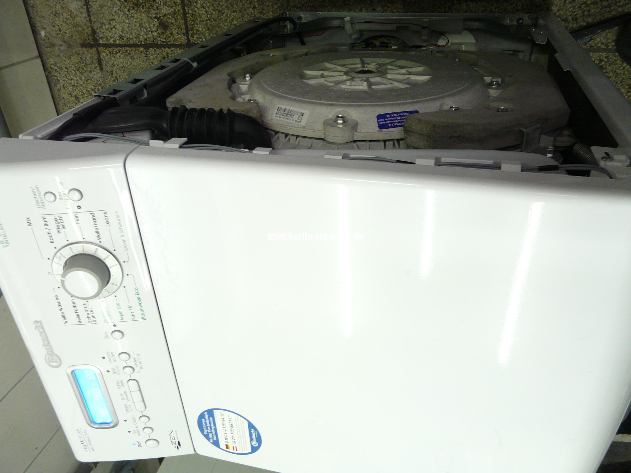 siemens spülmaschine reset