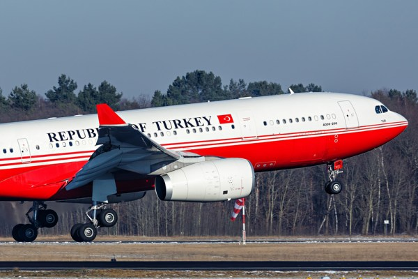 Turkish Gvmt. Airbus A330-200 TC-TUR (D. Kahra)