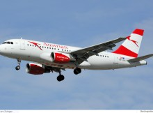 Austrian Airlines Airbus A319-100 OE-LDG