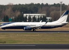 Al-Atheer Aviation Boeing 737-900ER (BBJ3) HZ-ATR