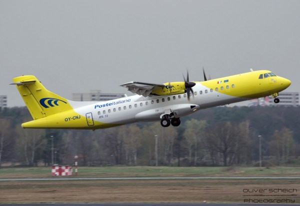 Mistral Air ATR72-200 OY-CNJ