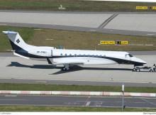 Jet Story Embraer 135BJ Legacy 600 SP-FMG