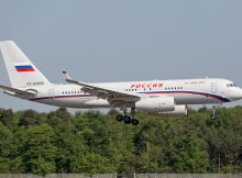 Rossiya Tupolev Tu-204-300 RA-64058
