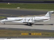 Embraer ERJ-135BJ Legacy 650 VP-CRA
