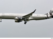 Lineage Asset Company Embraer Lineage 1000 N527AH