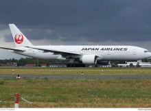 Japan Airlines Boeing 777-200ER JA706J (TXL 15.7.2016, O. Pritzkow)