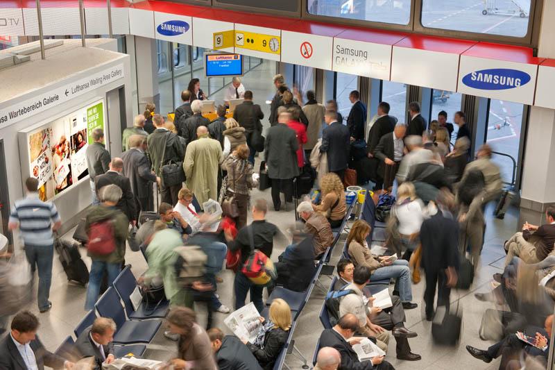 Berlin rechnet mit über 4 Millionen Ferienfliegern