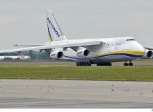 Antonov Design Bureau An-124-100 UR-82009 (Berlin SXF 12.8. 2016)
