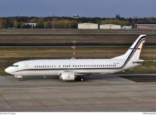 GainJet Boeing 737-400 SX-ATF (TXL 9.11. 2016)