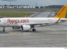 Pegasus Airlines, Airbus A320neo TC-NBD (SXF 7.11. 2016)
