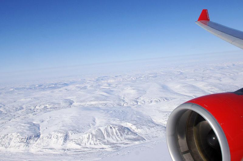 Von Tegel zum Nordpol und zurück