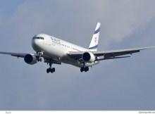 El Al, Boeing 767-300ER 4X-EAK (SXF 15.3. 2017)