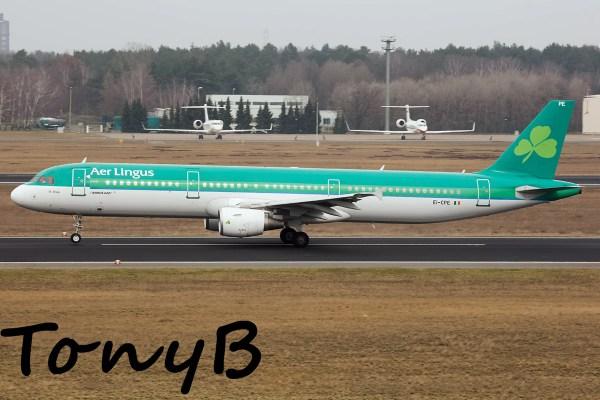 Aer Lingus, Airbus A321-200 EI-CPE (TXL 11.3. 2017)