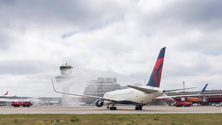 Delta steuert wieder Berlin an