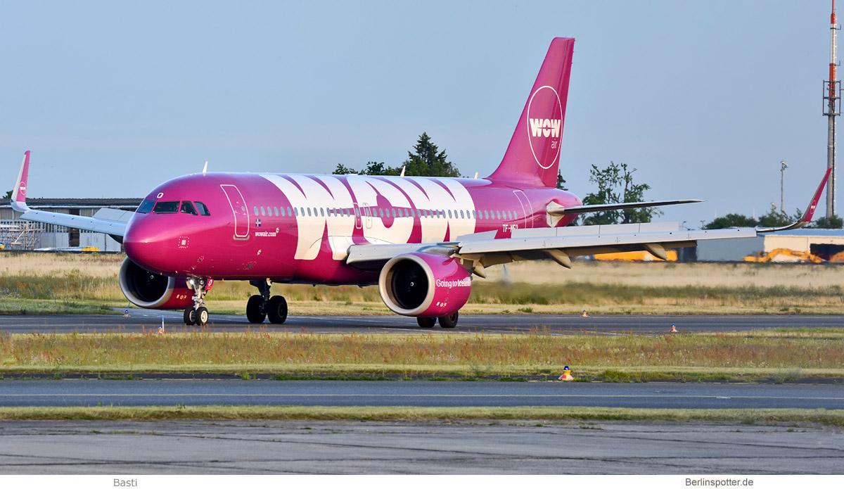 Wow Air stellt Betrieb ein