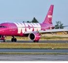 WOW air, Airbus A320neo TF-NEO (SXF 27.6. 2017)