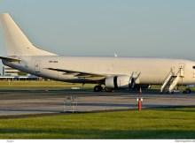 Maleth-Aero, Boeing 737-300(F) 9H-AUL, SXF 4.7. 2017)
