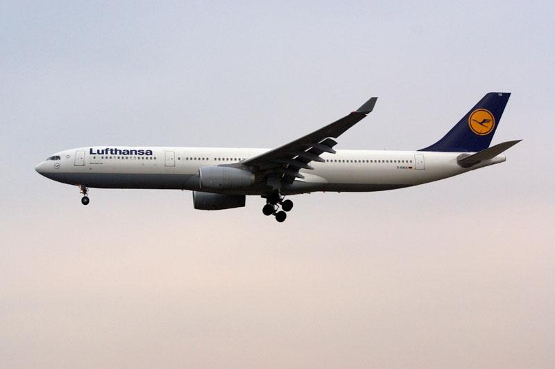 Lufthansa übernimmt New-York-Route
