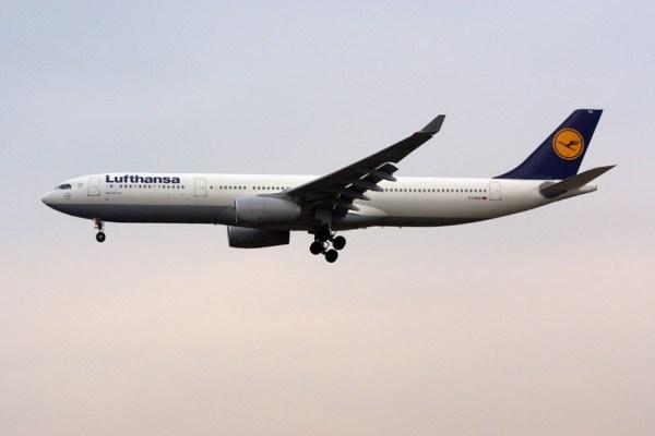 Airbus A330-300 der Lufthansa (© O. Pritzkow)