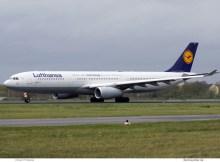 Lufthansa Airbus A330-300 D-AIKB, Shark Skin-Sticker (TXL 28.10. 2017)