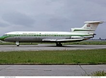 Iraqi Airways, Hawker-Siddeley HS.121 Trident 1E YI-AEA (SXF 19.5. 1974)