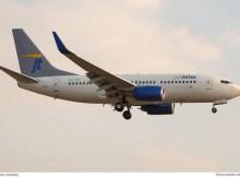 Jettime, Boeing 737-700(WL) OY-JTP (TXL 25.3. 2018)