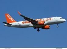 easyJet Europe Airbus A320-200(SL) OE-IJK (TXL 6.5. 2018)