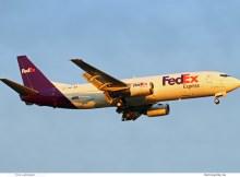 ASL Airlines Belgium, opf FedEx, Boeing 737-400(BDSF) OO-TNP (SXF 11.6. 2018)