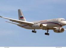 Rossiya Tupolev Tu-204-300 RA-64058 (TXL 11.6. 2018)