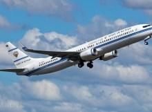 State of Kuwait, Boeing 737-900ER 9K-GCC (TXL 30.6. 2018)
