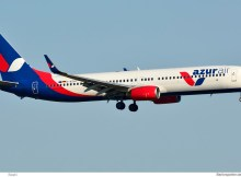 Azur Air Germany, Boeing 737-900ER(WL) D-AZUG (SXF 4.7. 2018)