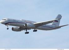 Rossiya Tupolev Tu-214PU RA-64520 (TXL 18.8. 2018)