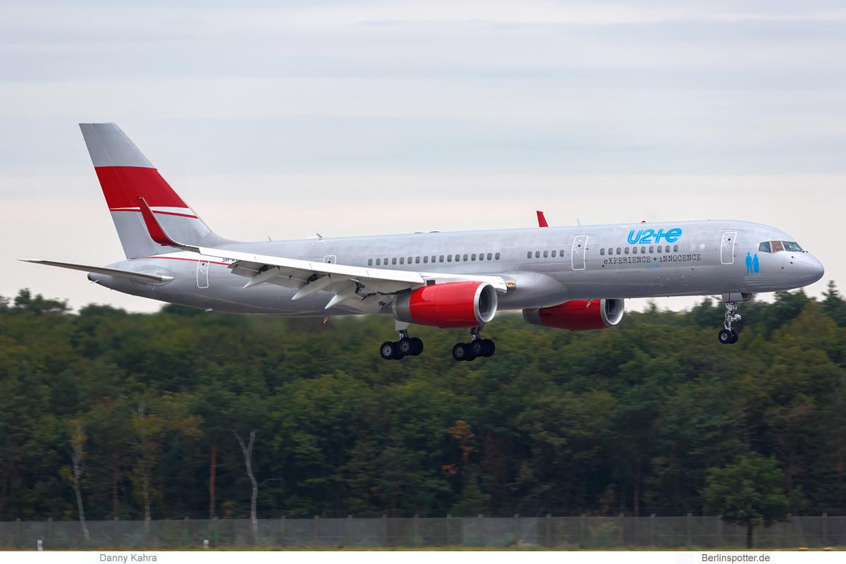 JetMagic Boeing 757-200(WL) 9H-AVM