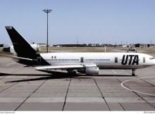 UTA - Union de Transports Aériens, McDonnell-Douglas DC-10-30 F-BTDB (SXF 30.6. 1985)