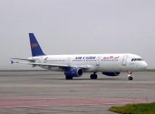 Air Cairo, Airbus A321-200 SU-GBW (SXF 7.11. 2003)