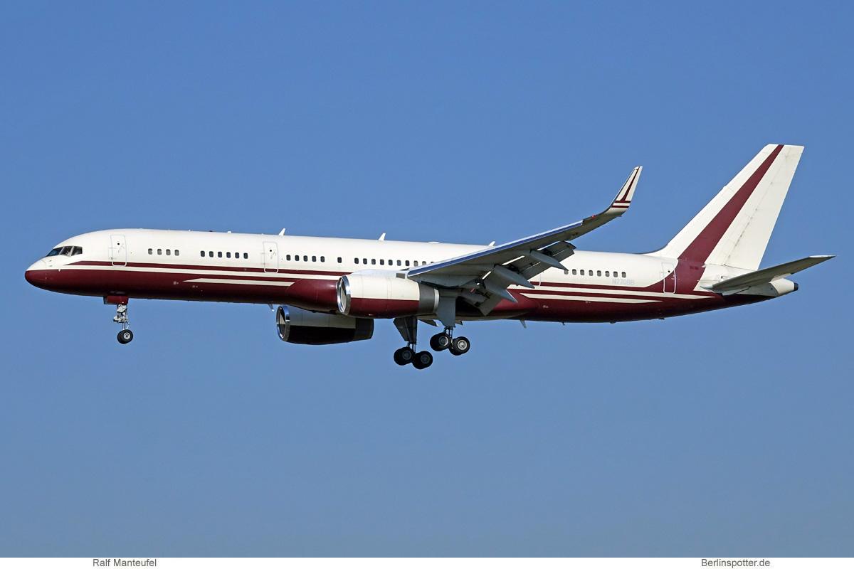 The Yucaipa Companies Boeing 757-200(WL) N770BB