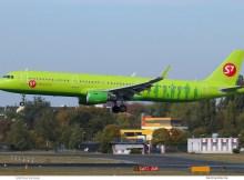 S7 Airlines, Airbus A321-200(SL) VP-BPO (TXL 6.10.2018)