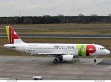 TAP Air Portugal, Airbus A320-200 CS-TNJ (TXL 7.12.2018)