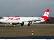 Austrian Airlines, Airbus A321-200 OE-LBD (TXL 28.1.2019)