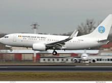 Republik Mali, Boeing 737-700(BBJ) TZ-PRM (TXL 7.2.2019)