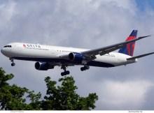 Delta Air Lines, Boeing 767-400ER N832MH (TXL 5.5.2019)