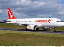Corendon Airlines, Airbus A320-200 SX-ODS (TXL 3.5.2019)