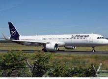 Lufthansa, Airbus A321neo D-AIEA (TXL 9.6.2019)