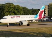 Eurowings, Airbus A319-100 D-ABGN (TXL 21.7.2019)