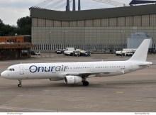 Onur Air, Airbus A321-200 LY-NVU (TXL 5.7.2019)