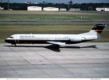 Deutsche BA, Fokker 100 D-ADFB (TXL 1994)