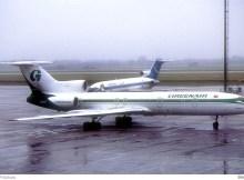 Greenair, Tupolev Tu-154M RA-85676 (SXF 30.10.1994)
