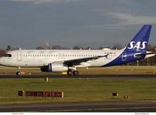 SAS Scandinavian, Airbus A320-200 OY-KAM (TXL 29.12.2019)